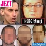 """Der Münchner """"NSU""""-Prozess: Die Verhandlungstage Nr. 422 bis 426 im Mai 2018"""
