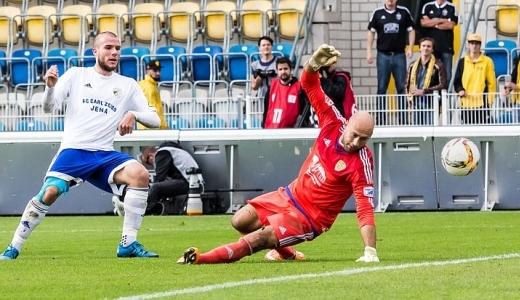 JEZT - Jena spielt gegen Luckenwalde - Foto © FCC