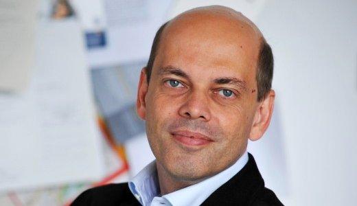 JEZT - Prof Dr Joachim Denzler Lehrstuhlinhaber für Digitale Bildbearbeitung an der FSU Jena - Foto © FSU Guenther
