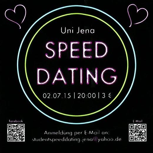 JEZT - Uni Jena Speed Dating 2015 - Abiildung © MediaPool Jena