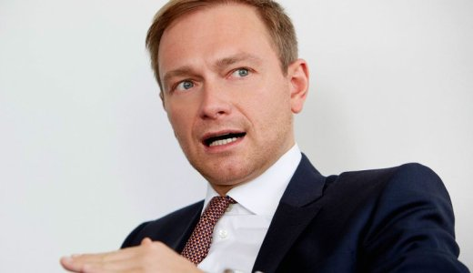 FDP Parteichef Christian Lindner - Abbildung © FDP Bundespartei