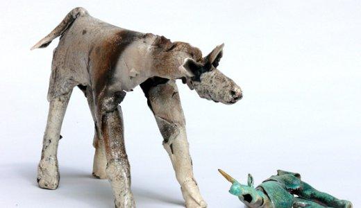JEZT - Ein Pferd vom Jenaer Toepfermarkt - Symbolbild © JenaKultur Keramische Werkstatt Ludwig Laser