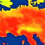 Ein Wetter-Hoch bringt Hitze-ueber Europa - Symbolbild © MediaPool Jena