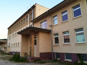 JEZT - Geplante Fluechtlingsunterkunft in Jena-Nord in der Loebstedter Strasse - Foto © MediaPool Jena