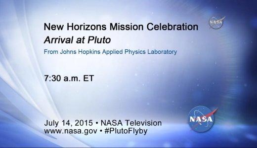 JEZT - NASA mission celebration advertisment - Foto © NASA