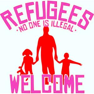 JEZT - Refugees Weilcome - Symbolbild 300x300 © MediaPool Jena