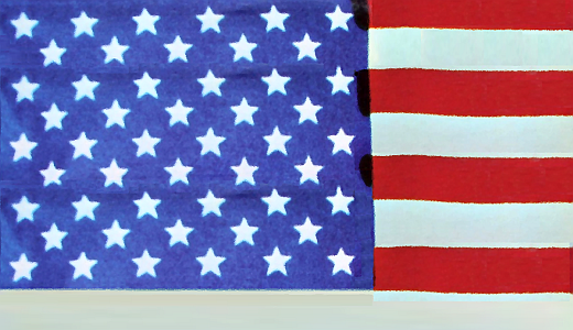 JEZT - Stars and Stripes Flag - Encore - Tangerine Dream - Abbildung © MediaPool Jena