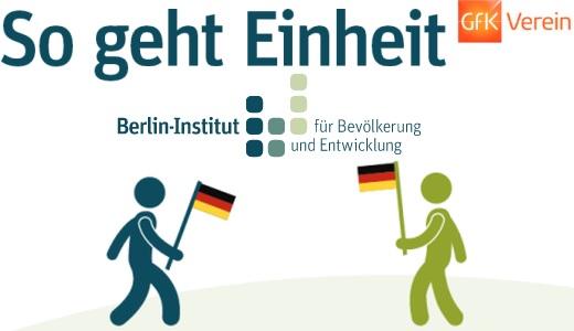 JEZT - StudieSo gehr EInheit - Abbildung © Berlin-Institut