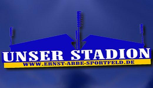 JEZT - Unser Stadion Ernst-Abbe-Sportfeld e V Logo - Abbildung © BI Unser Stadion