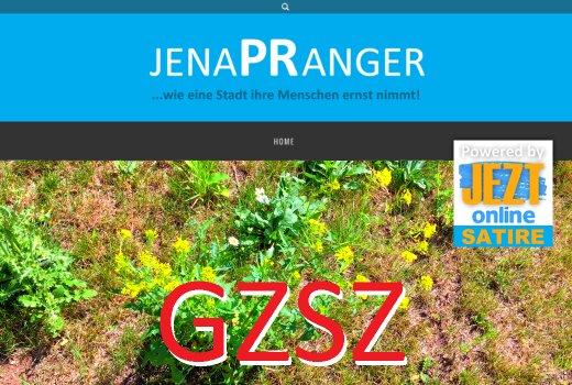 JenaPRanger Symbolbild GZSZ - JEZT online Satire