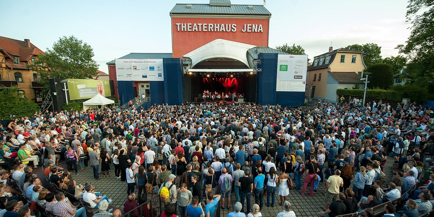 JEZT - Die Kulturarena 2015 - Symbolfoto 1400x700 © JenaKultur