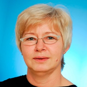 JEZT - Die Osteologin PD Dr Gabriele Lehmann vom Uniklinikuim Jena - Foto © Privat