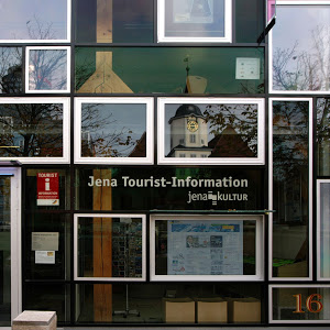 JEZT - Fassade des Stadtspeichers Jena - Foto © MediaPool Jena Vitzthum