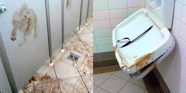 JEZT - Gehaust wie die Vandalen - Zerstoerungen in der Paradiestoilette - Foto 5 © Stadt Jena KSJ