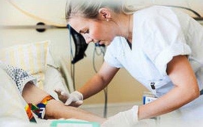 JEZT - Rund 1600 Vollkraefte arbeiten in der Pflege am Thueringer Universitätsklinikum in Jena - Symbolfoto © UKJ Schroll