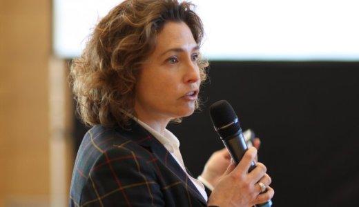 FDP Generalsekretaerin Nicola Beer im September 2015 - Foto © Freie Demokraten