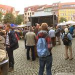 Grosser Andrang auf dem Altstadtfest 2015 - Foto © MediaPool Jena