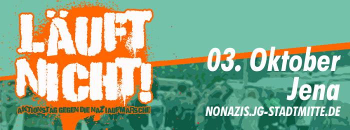 JEZT - Laeuft nicht Oktober 2015 Banner - Abbildung © JG Stadtmitte