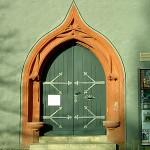 Der Eingang des Jenaer Stadtmuseums Alte Goehre - Foto © MediaPool Jena