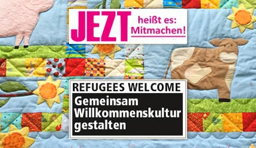 JEZT - Gemeinsame Willkommenskultur in Jena - Foto © MediaPool Jena