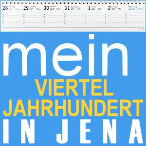 JEZT - Mein Vierteljahrhundert in Jena Teaser