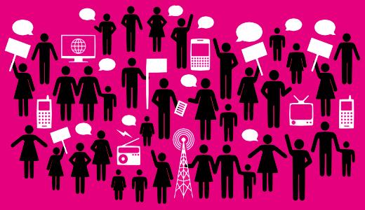 JEZT - Kommunikation 2014 - Symbolbild © MediaPool Jena