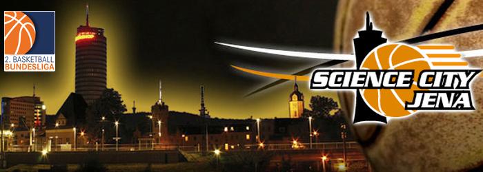 JEZT - Science City Jena Website Logo - Abbildung © MediaPool Jena