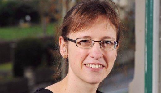 JEZT - Cordula Kropik von der Universität Jena erhält das Heisenberg-Stipendium der DFG. - Foto © FSU Günther