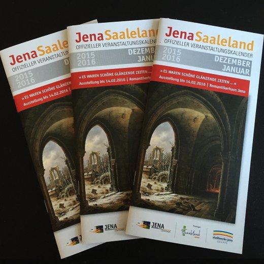 JEZT - Die letzte Druckausgabe des JenaSaaleland Magazins - Foto © MediaPool Jena