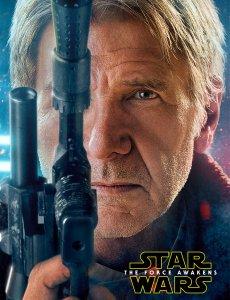 JEZT - Han Solo in Star Wars Episode 7 - Foto © Disney Star Wars