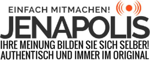 JEZT - Jenapolis Slogans aus dem Jahre 2015 - Abbildung © MediaPool Jena