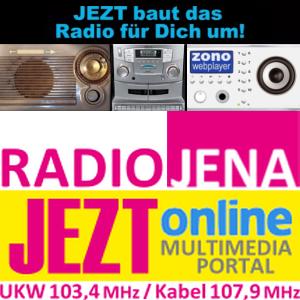 JEZT baut das Radio fuer Dich um - Logo 2016