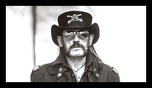 ZONO Radio Jena - Lemmy Kilmister - Foto © Motörhead Offical