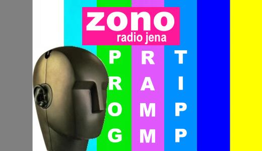 ZONO Radio Jena Programm Tipp 2016