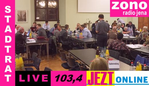 ZONO Radio Jena - Stadtrat Live - Symbolbild © MediaPool Jena