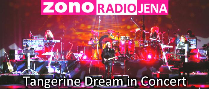 ZONO Radio Jena - Zeitgeist Tangerine Dream in Concert