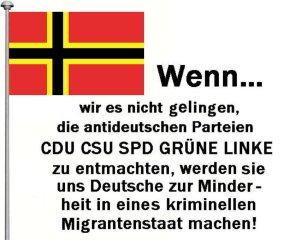 Die Auserwählten für Deutschland teilen aus - Teil 1