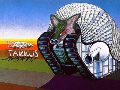 ZONO Radio Jena - ELP Tarkus Coverausschnitt