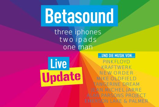 Betasound LiveUPDATE Teaser 17