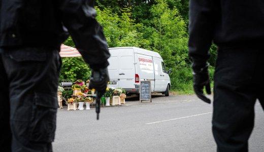 Szenenfoto zum Mord an Enver Simsek aus DIE OPFER Vergesst mich nicht - Foto © obs ARD Degeto Das Erste