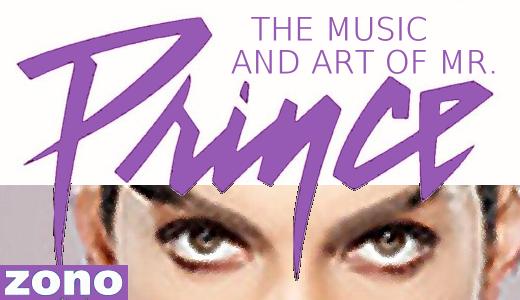 ZONO Radio Jena - The Music and Art of Mr. Prince