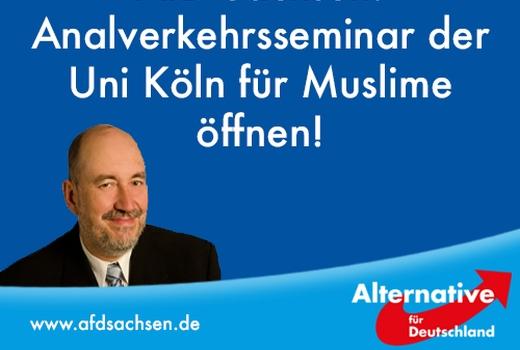 JEZT - Analverkehrsseminar - Abbildung © AfDSachsen Facebook