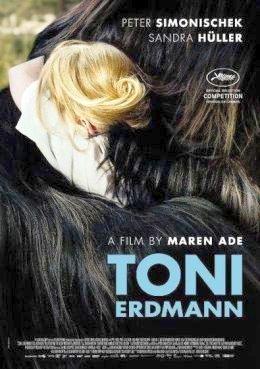 JEZT - Filmplakat Toni Erdmann - Foto © Komplizenfilm