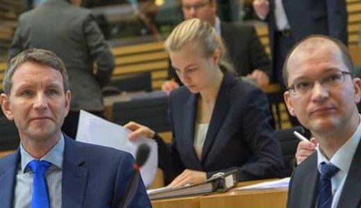 JEZT - Höcke Muhsal Möller - Foto © AfD Thüringen Facebook
