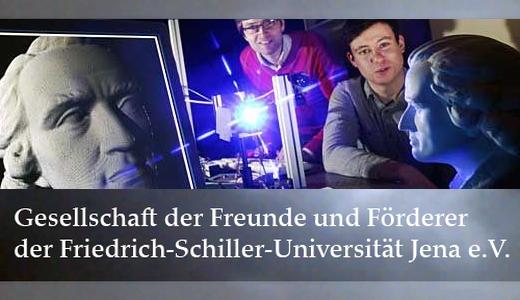 JEZT - Gesellschaft der Freunde und Förderer der Friedrich-Schiller-Universität Jena - Symbolfoto © MediaPool Jena