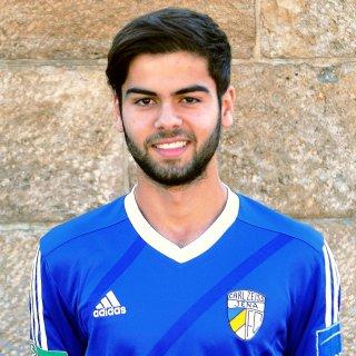 JEZT - Shkodran Zeqiri vom FC Carl Zeiss Jena - Foto © FCC