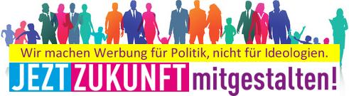 JEZT - Wir machen Werbung für Politik nicht für Ideologien
