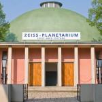 Das Zeiss-Planetarium Jena - Foto © W. Don Eck  2013 - Veröffentlicht mit freundlicher Genehmigung der Ernst-Abbe-Stiftung Jena