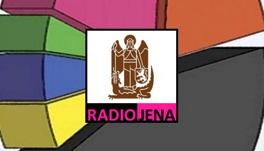 JEZT - Logo der Radio jena Sommerumfrage