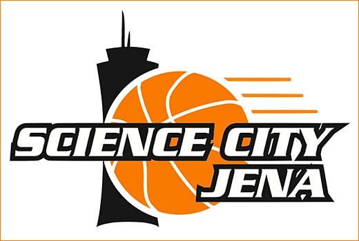 JEZT - Science City Jena Baskets - Abbildung © MediaPool Jena